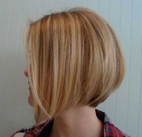 Cute Inverted Bob Hairstyles-13