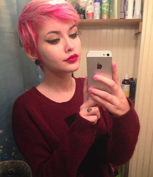 Cute Pixie Haircuts-16