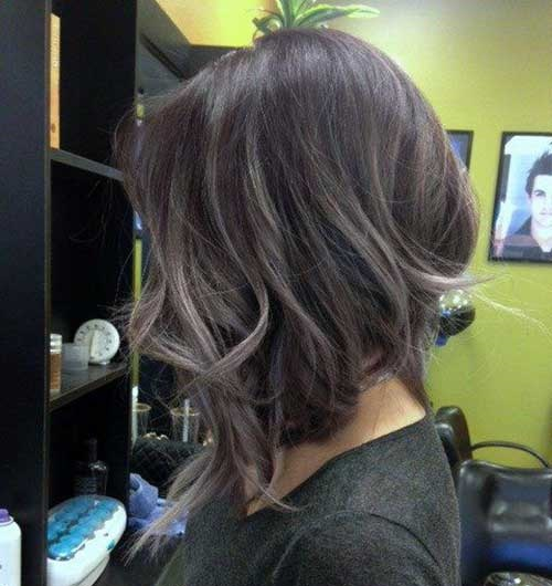 Ash Brown Inverted Bob Hairstyles-20