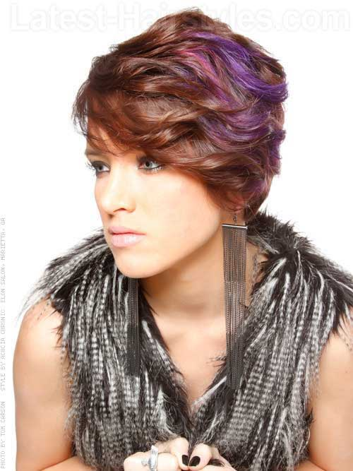Short Thick Wavy Pixie Hair-20
