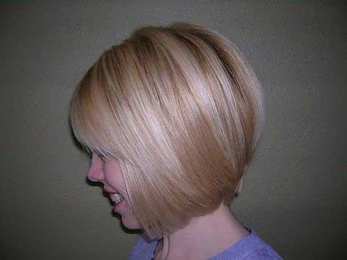 Short Haircuts for Fine Thin Hair-22