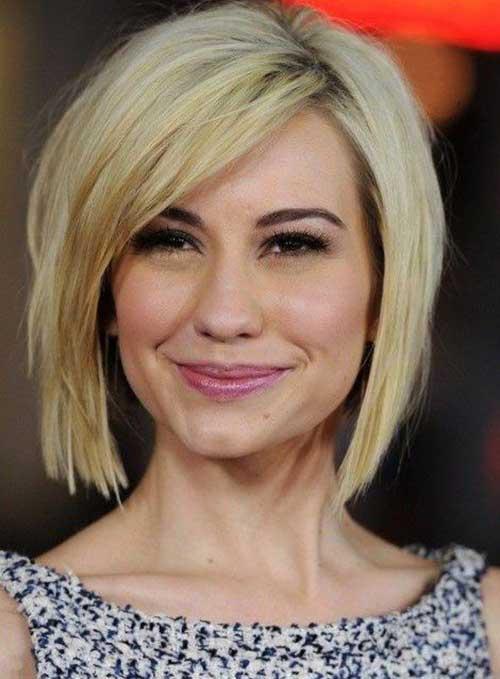 Short Haircuts for Fine Thin Hair-24