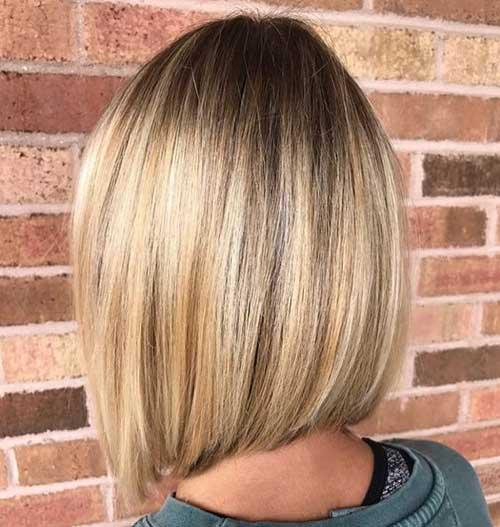 Short Haircuts for Fine Thin Hair-30