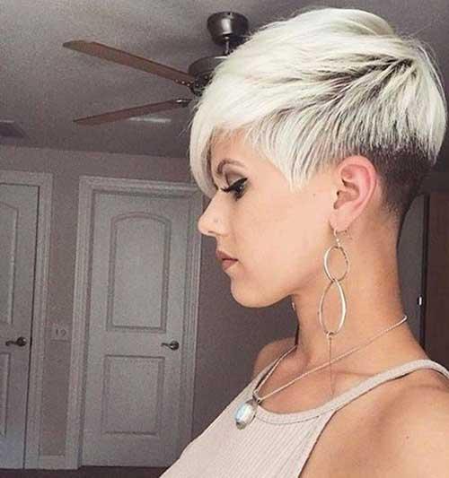 Pixie Crop Haircut Side View-8