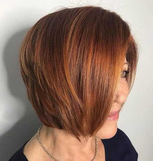 Short Hair Color 2019