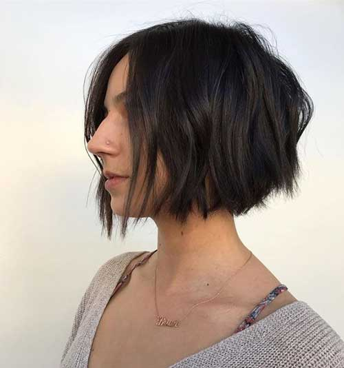 30 Best Short Textured Bob Cuts To Feeling New Short Haircuts