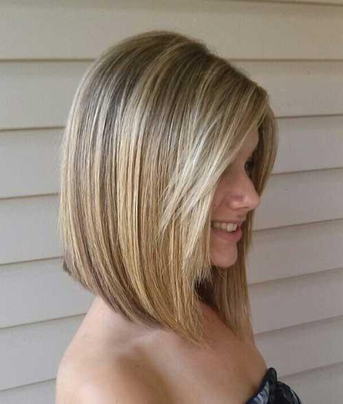 Mid Short Hair