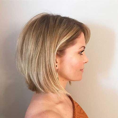 Latest 30 Short Haircuts for Fine Thin Hair , Short Haircuts
