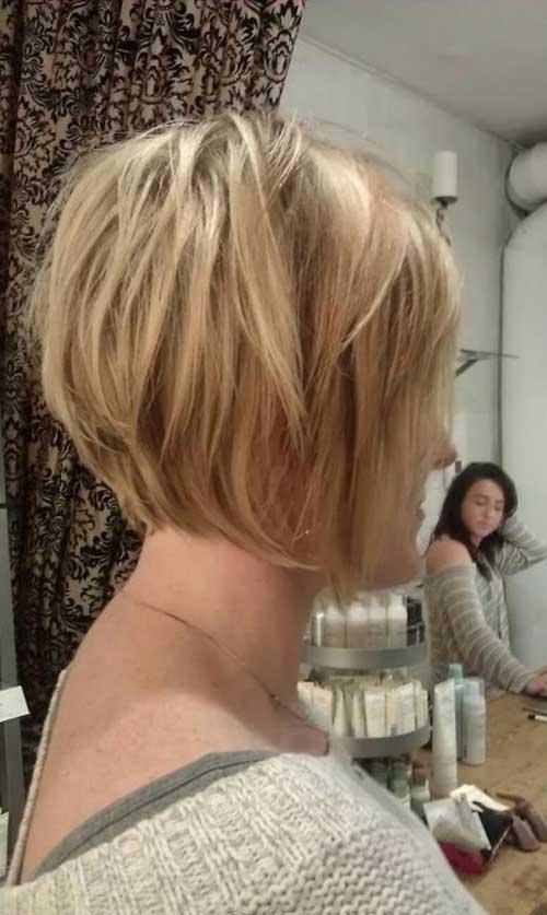 Short Layered Haircuts for Fine Thin Hair