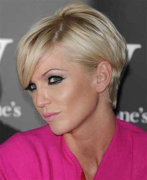 Blonde Pixie Bob Hairstyles