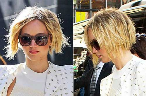 Blunt Pixie Bob Hairstyles