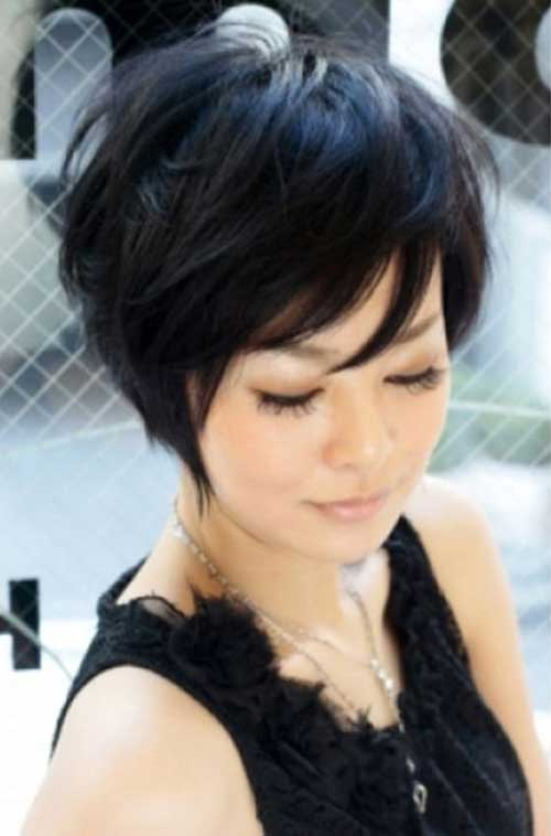 Pixie Bob Dark Hairstyles