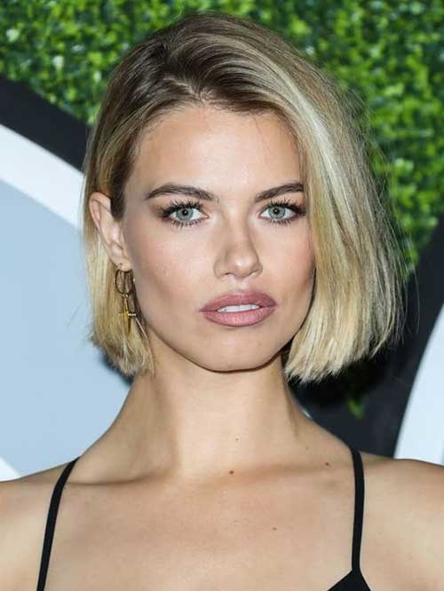 Short Haircuts for Blonde Hair -11