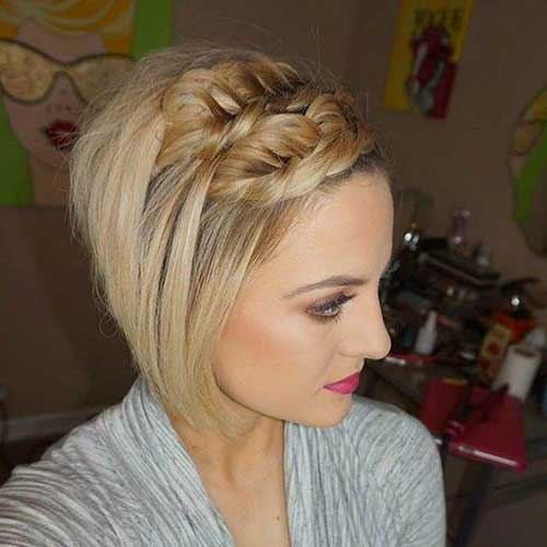 Prom Hairstyles for Short Hair-11