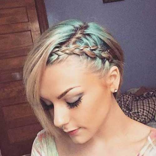 Prom Hairstyles for Short Hair-13