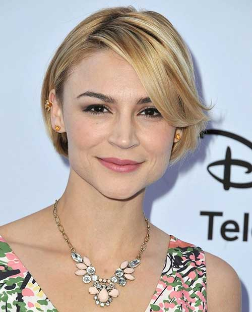 Short Pixie Hairstyles for Thin Hair-14