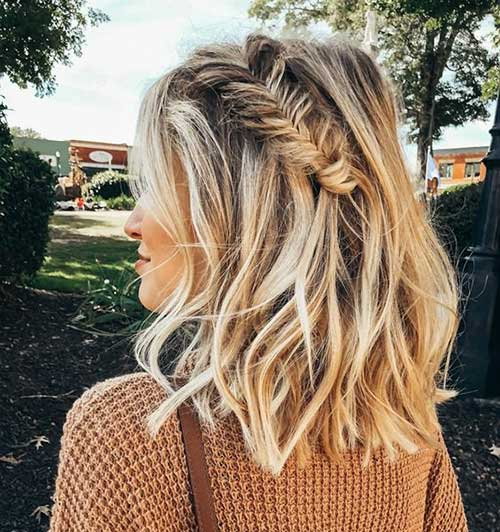 Prom Hairstyles for Short Hair-14