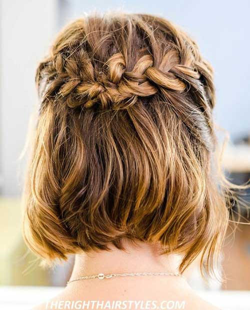 Prom Hairstyles for Short Hair-15