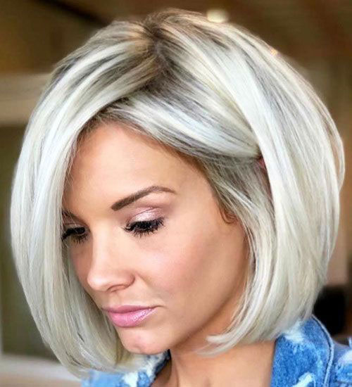 Short Haircuts for Blonde Hair -16
