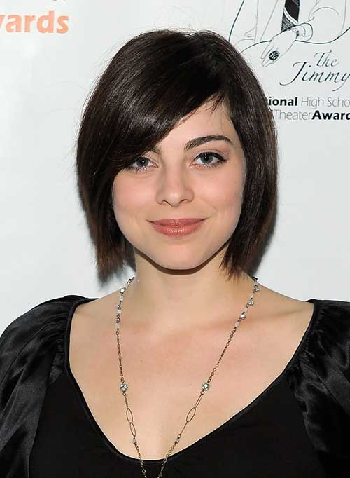 Short Pixie Hairstyles for Thin Hair-16