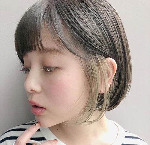 Short Hair with Bangs-17