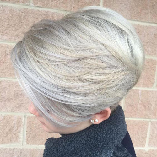 Short Haircuts for Blonde Hair -19
