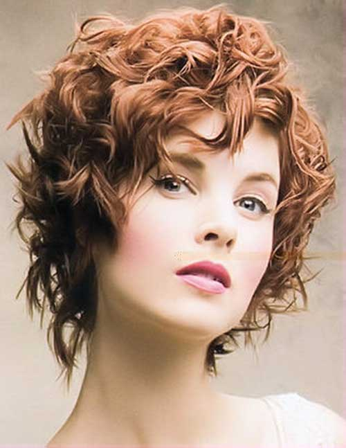 Short Cuts for Curly Hair-19