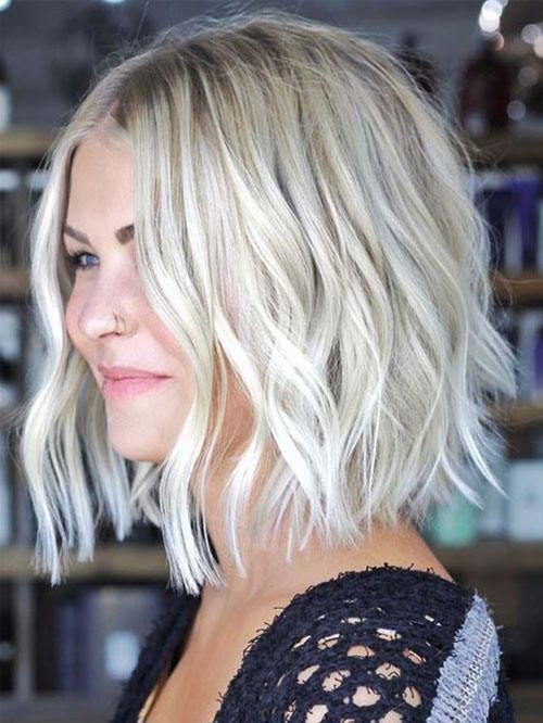 Short Haircuts for Blonde Hair -20
