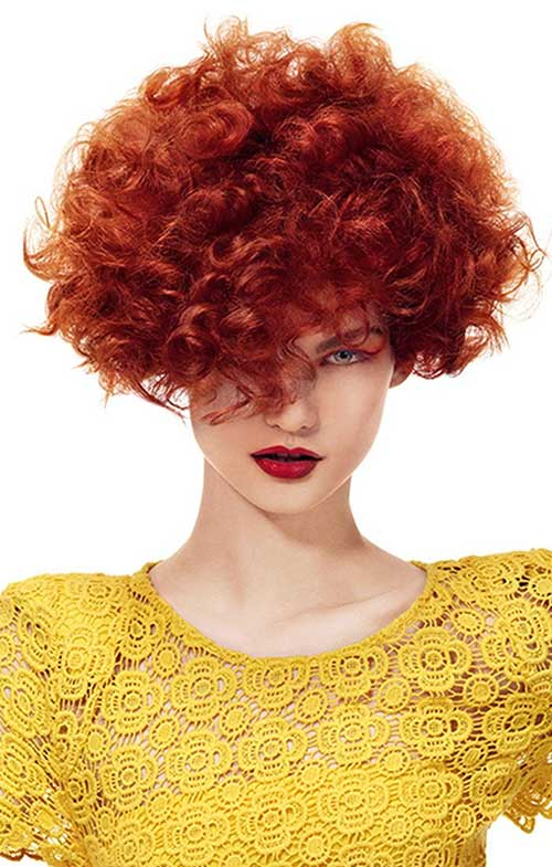 Short Cuts for Curly Hair-20