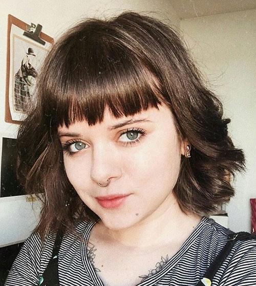 Short Hair with Bangs-20