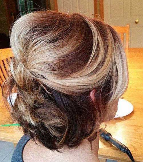 Prom Hairstyles for Short Hair-21