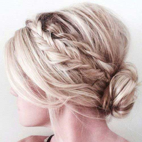Prom Hairstyles for Short Hair-22