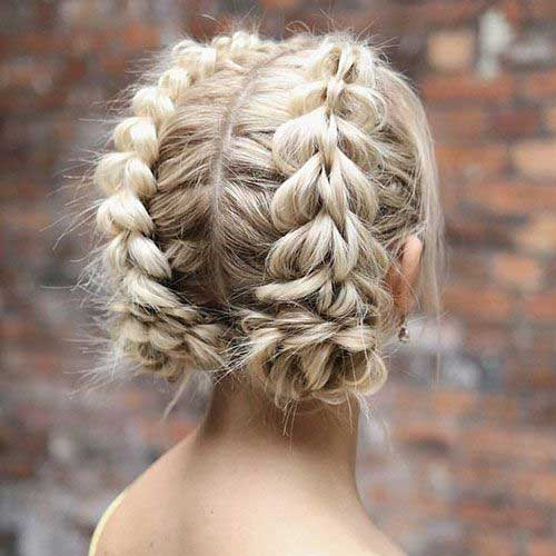 Prom Hairstyles for Short Hair-23