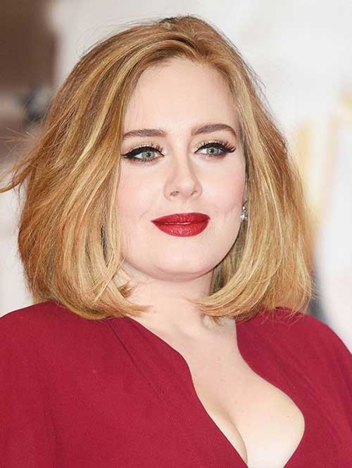 30 Best Short Hairstyles For Fat Faces And Double Chins