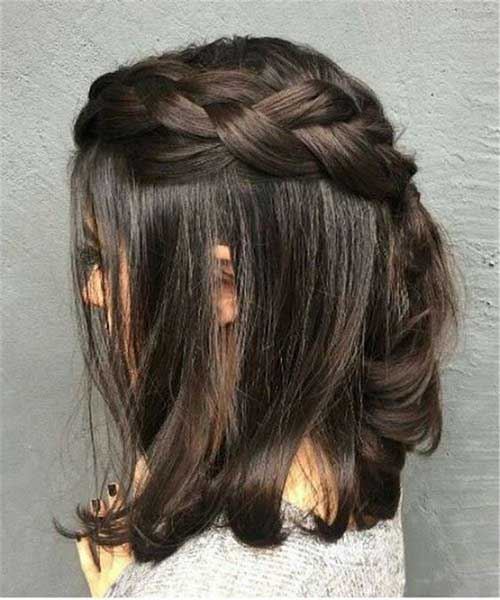 Prom Hairstyles for Short Hair-25