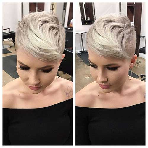 Short Haircuts for Blonde Hair -27
