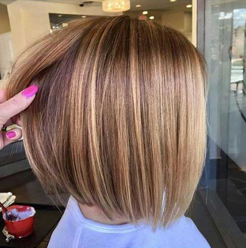 Short Haircuts for Blonde Hair -6