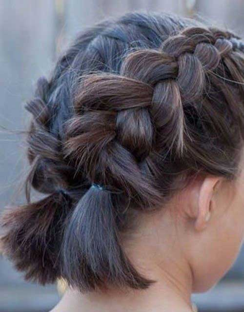 Prom Hairstyles for Short Hair-6