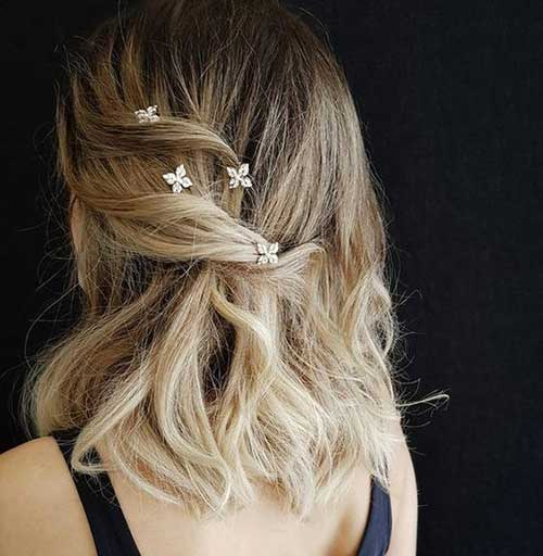 Prom Hairstyles for Short Hair-7