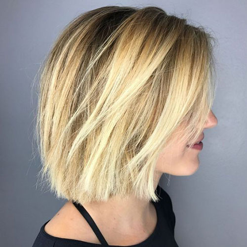Short Haircuts for Blonde Hair -9