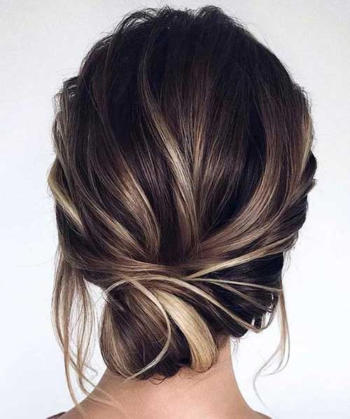 Prom Hairstyles for Short Hair-9