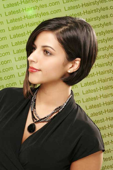 Asymmetrical Short Hair Cuts
