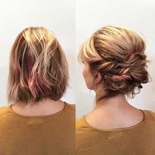 Bridesmaid Bob Hairstyles