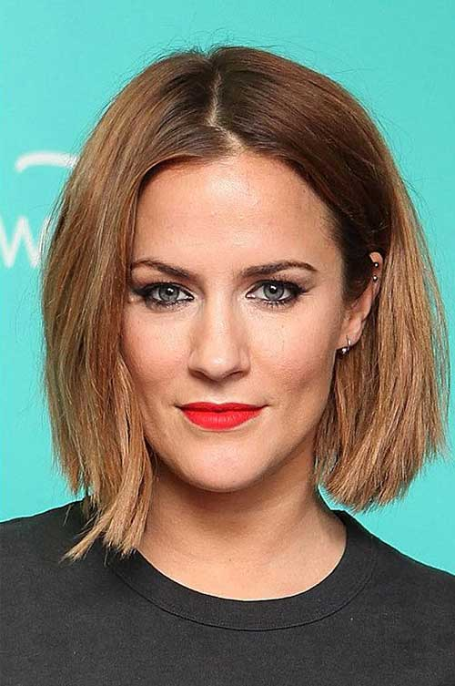 Celeb Casual Short Hairstyles