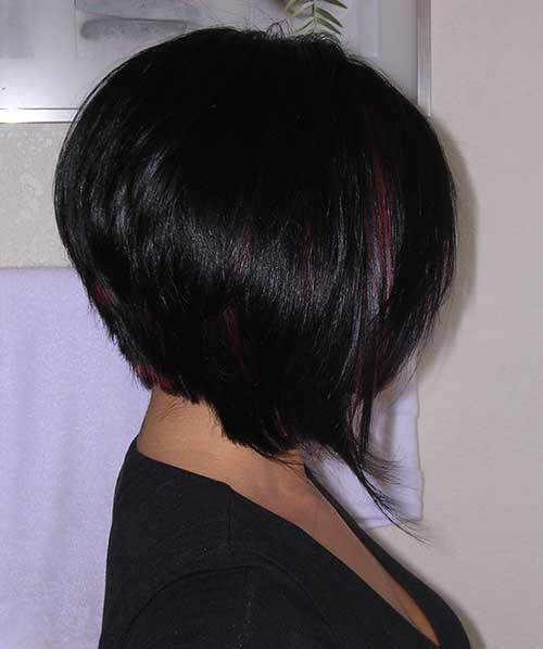 Casual Short Bob Hairstyles