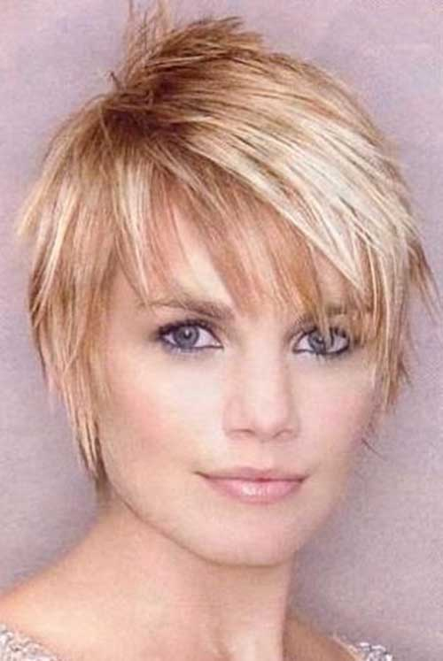 Casual Short Pixie Hairstyles