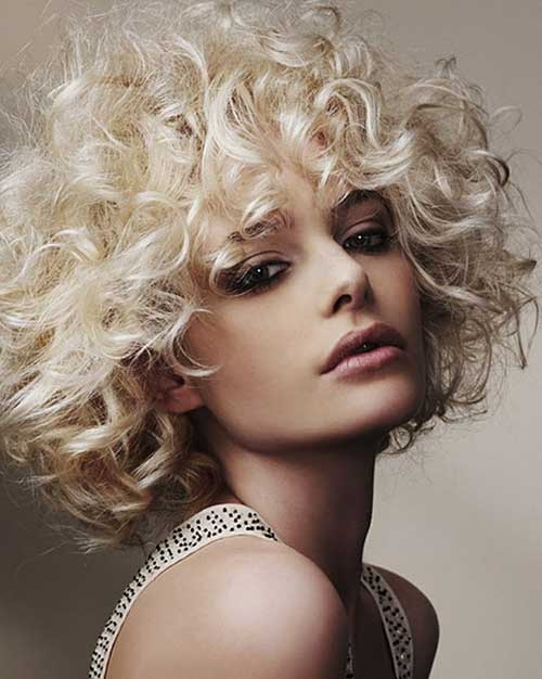 Short Cuts for Curly Thick Hair