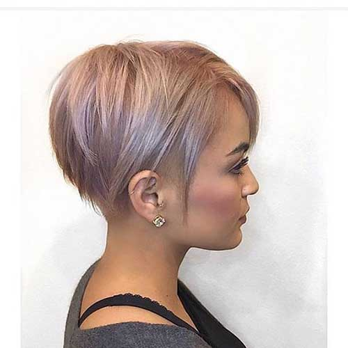Short Pixie Hairstyles for Thin Hair