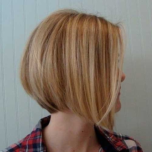 Short Highlighted Hair 2019-20