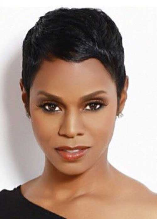 Short Weave Hairstyles for Black Women-20